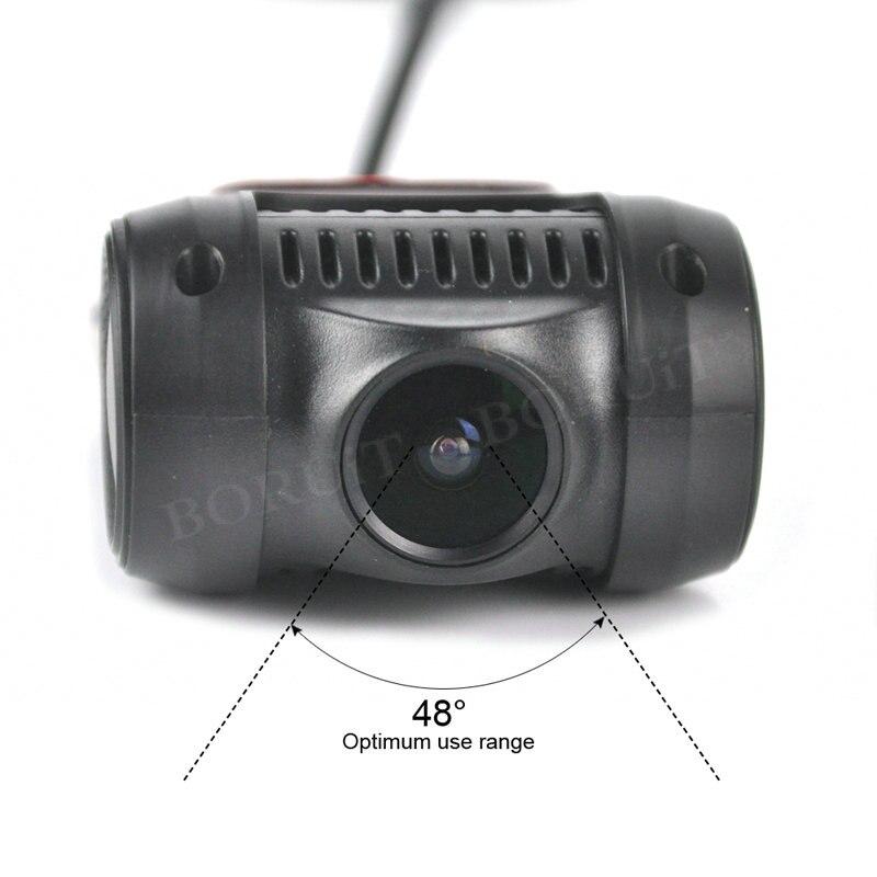 BORUi WIFI auto DVR kaamera Full HD 1080P kriipskaamera registreerija - Autode Elektroonika - Foto 4