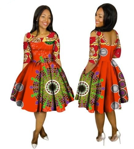 Robe Africaine Promotion Cotton African Dresses For Women In Clothing 2017 New Style