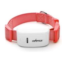 Pet GPS dog positioner, mini gps cat tracker anti lost positioning collar, animal remote monitoring anti theft card, free shippi