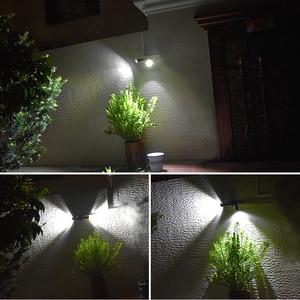 Image 5 - Super Bright 14 LED Waterproof PIR Motion Sensor Solar Powered Light ,led solar lights Garden Security Lamp Outdoor Street Light