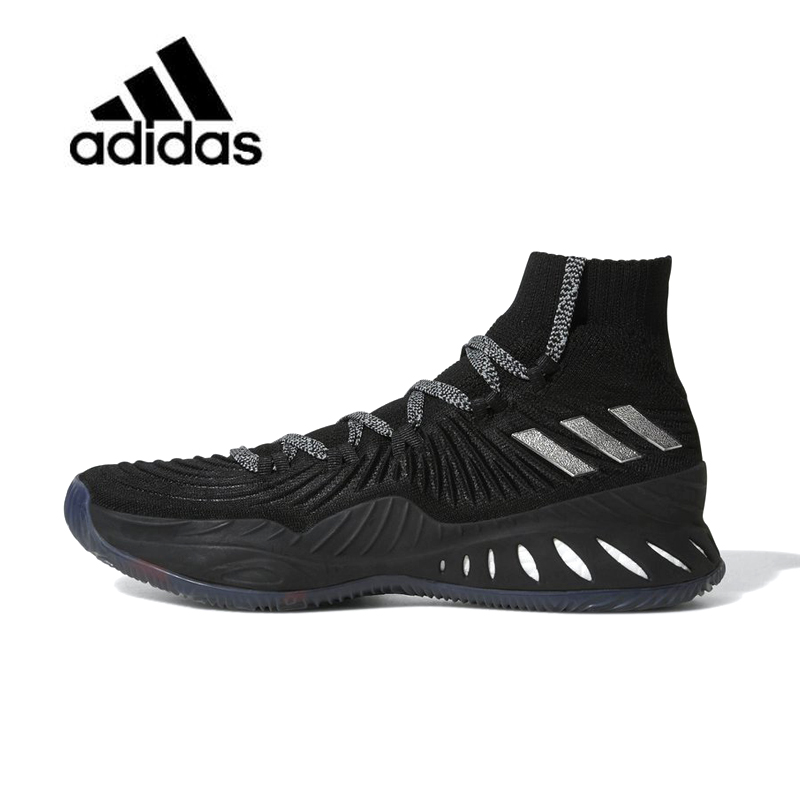 reputable site ad1c2 eddff Original New Arrival Authentic adidas Crazy Explosive 2017 PK mens  basketball shoes sneakers Comfortable Sport