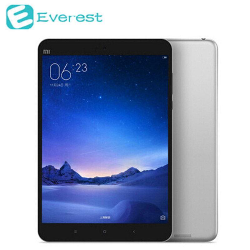 Xiaomi MiPad 2 Mi Pad 2 android tablet Metal Body 7.9Intel 2048X1536 Atom Z8500 CPU 8MP Tablet PC 6190mAh Battery 16GB 64GB ROM оригинальный xiaomi mipad mi pad 3 7 9 tablet pc miui 8 4gb ram 64gb rom mediatek mt8176 hexa core 2 1ghz 2048 1536 13mp