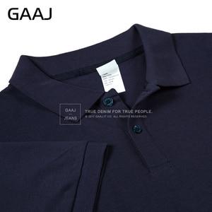 Image 2 - Polos de la serie M para hombre y mujer, camisas Unisex de talla grande con letras estampadas, Polos, ropa de marca
