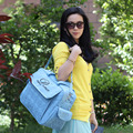 Fashion Baby Diaper Bag For Mom Brand Baby Travel Handbags Bebe Stroller Bags For Maternity Bolsa Maternidade Beige Mummy Bags