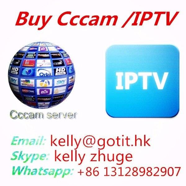 buy cccam and iptv