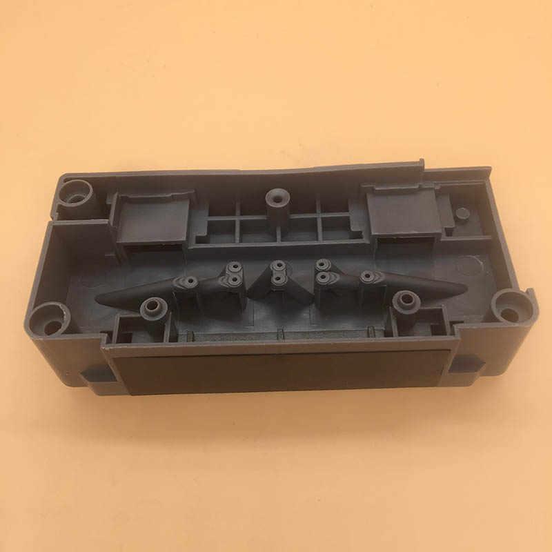 1 Pcs F186000 DX5 Printhead Cover Pelarut untuk Mimaki Mesin Cetak Digital Sunika Allwin Xuli Mutoh Printer Epson DX5 Kepala Manifold Adapter