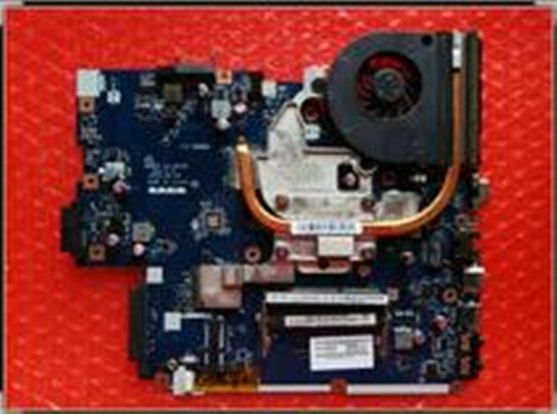 FOR ACER Aspire 5552G 5551G Laptop motherboard NEW75 LA-5912P + heatsink= LA-5911P MB.BL002.001 (MBBL002001) DDR3