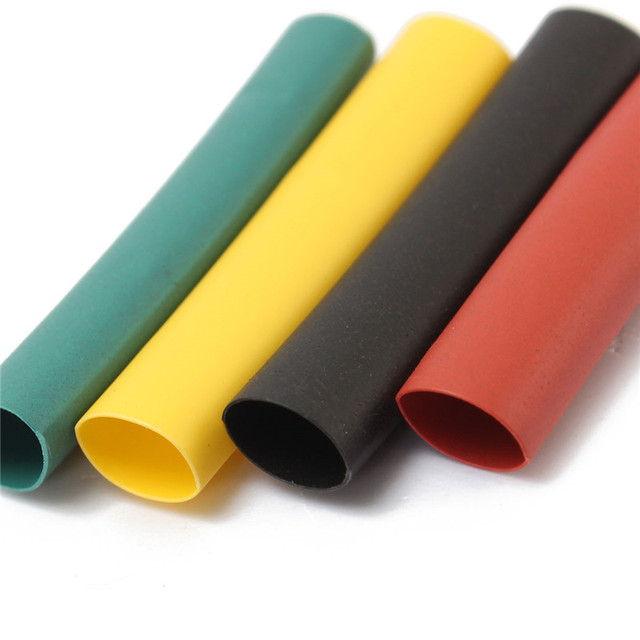 328Pcs 8 Sizes Multi Color Polyolefin 2:1 Halogen-Free Heat Shrink Tubing Tube Assortment Sleeving Wrap Tubes 3