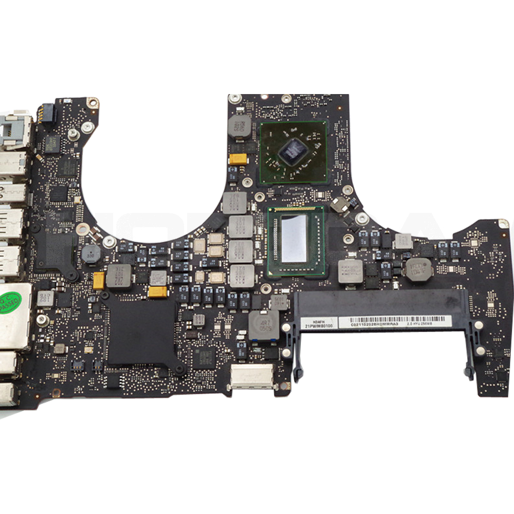 US $417 04 5% OFF|For Apple Macbook Pro 15'' A1286 Motherboard Logic Board  2011 Year MC721 MC723 MD322 MD318 820 2915 A-in Laptop LCD Screen from