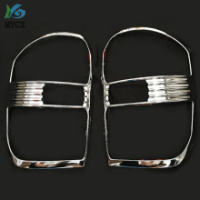 For toyota rav4 accessories abs chrome rear lamp cover strips trim fit for toyota rav 4 2001- 2005 tail light cover car styling 2pcs set chrome abs car rear tail light lamp cover trim decal frame fit for toyota rav4 rav 4 2009 2012 car styling accessories