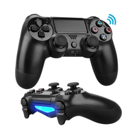 Bluetooth Wireless Joystick for PS4 Controller For Sony Playstation Dualshock 4 Vibration Gamepad For PS4 PS3 PC Controller