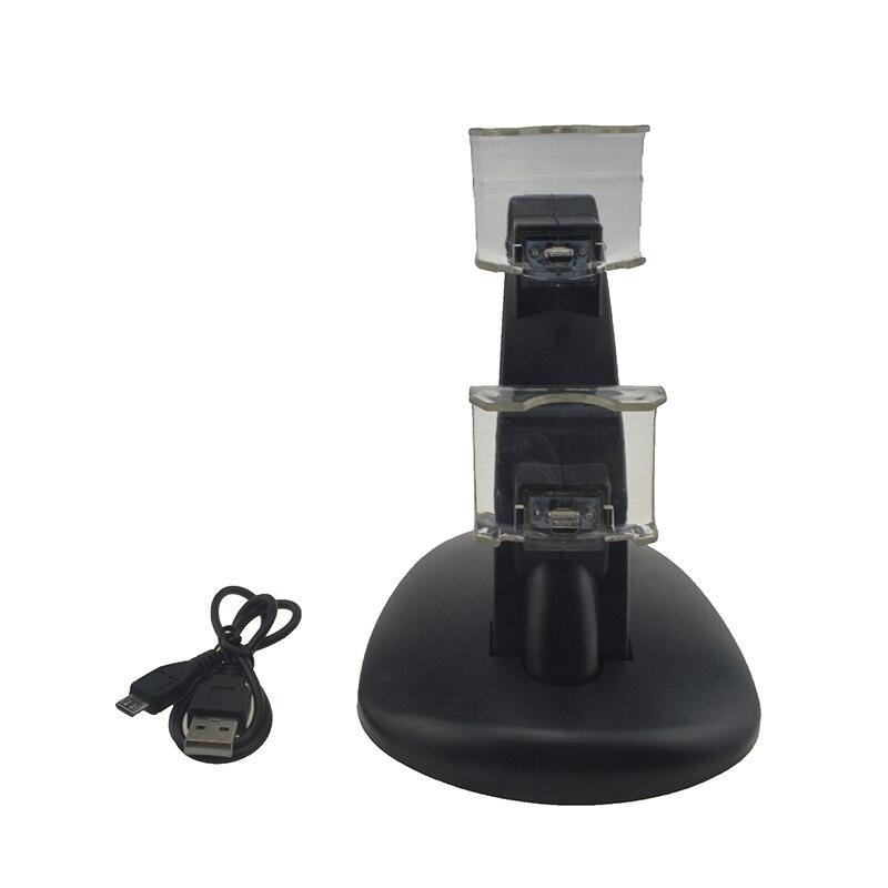 Διπλή θήκη φόρτισης USB για το σταθμό - Παιχνίδια και αξεσουάρ - Φωτογραφία 2