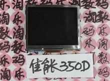 Camera Repair Replacement Parts Digital Rebel XT Kiss Digital N EOS 350D LCD screen for Canon