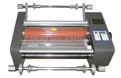 Advanced Hot roll laminating machine 340mm/  13.4inch