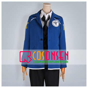COSPLAYONSEN PSYCHO-PASS Nobuchika Ginoza Cosplay Costume All Size - DISCOUNT ITEM  0% OFF All Category