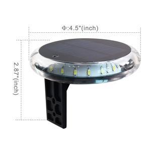 Image 3 - Solar Powered 6 modalità di Navigazione di ancoraggio Luci deck Impermeabile a distanza Marine