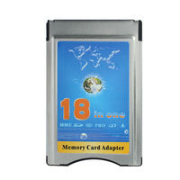 18 In 1 PCMCIA Memory Card Adapter Multi Card Adapter ATA Card Adapter For MMC SD