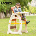Children High Chair, Multifunctional Baby Feeding Chair, Kids Dinette, Portable Table & Seat for 6 Months to 3 Years old Kids