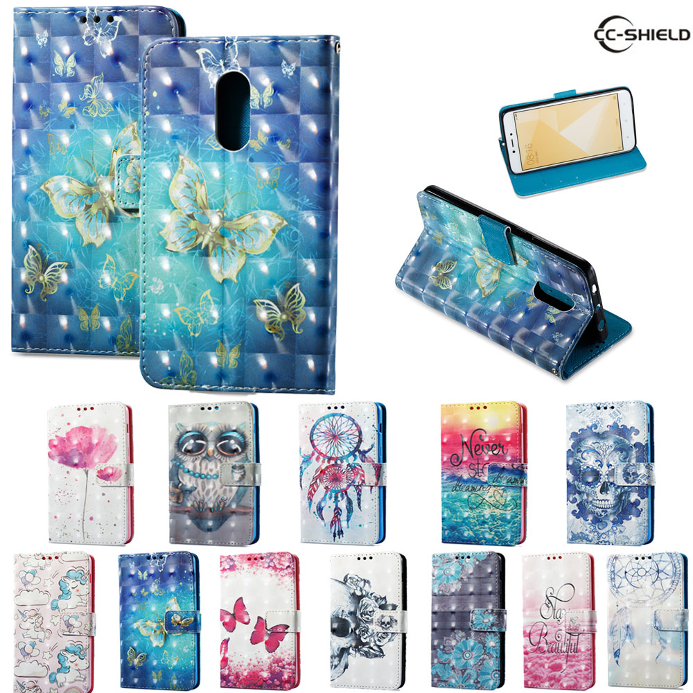 for <font><b>Xiaomi</b></font> <font><b>Redmi</b></font> <font><b>Note</b></font> <font><b>4X</b></font> Case <font><b>3/32</b></font> Low Version Case Flip Phone Leather Cover for <font><b>Xiaomi</b></font> <font><b>Redmi</b></font> <font><b>Note</b></font> 4 Note4 Global version Cases image