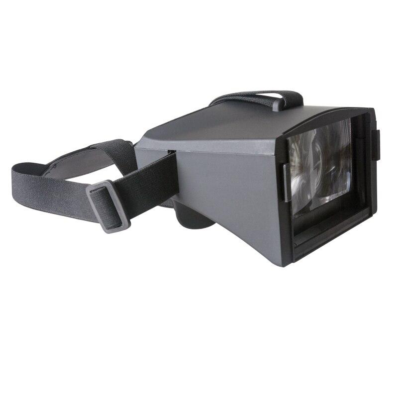 LS-800D FPV lunettes 5.8G 40CH 5 pouces casque vidéo HD DVR pour RC modèle Racer quadrirotor