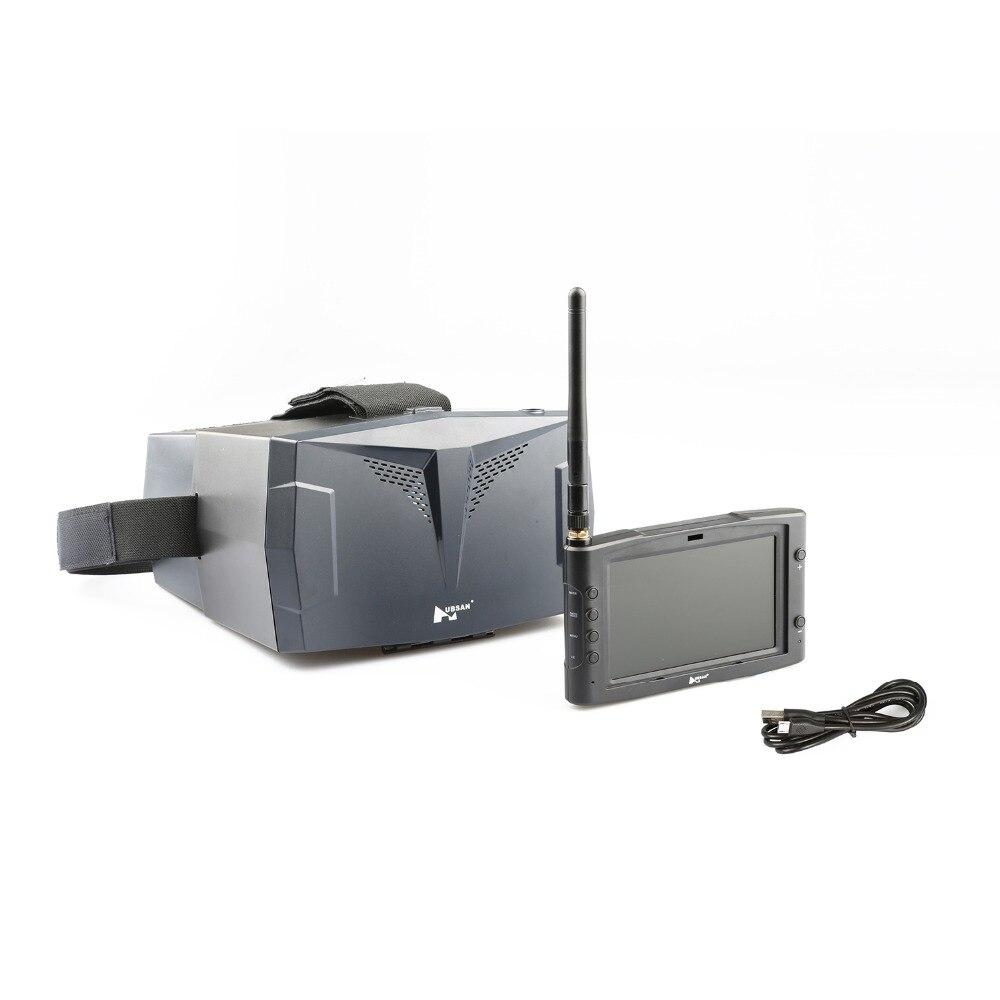 Hubsan H123D X4 ジェット Rc ドローン Quadcopter スペアパーツ HS001 + HV002 ビデオグーグルパック Hubsan H123D 交換アクセサリー  グループ上の おもちゃ & ホビー からの パーツ & アクセサリー の中 3