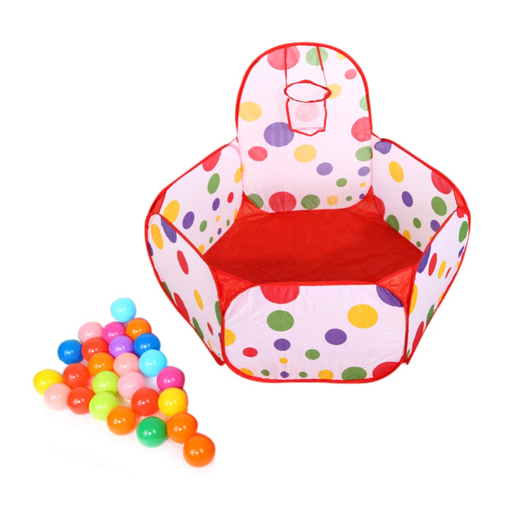 HTB1cmFha5LrK1Rjy1zdq6ynnpXaj 37 Styles Foldable Children's Toys Tent For Ocean Balls Kids Play Ball Pool Outdoor Game Large Tent for Kids Children Ball Pit
