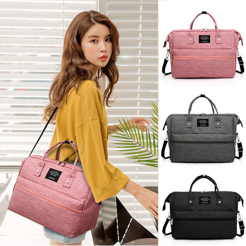 Mummy Backpack Waterproof Casual Laptop Bag Milk Bottle Bag Large Capacity Diaper Bags For Mommy Multifunctional Four Colour