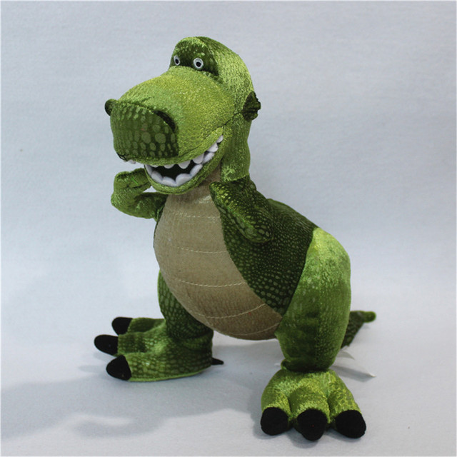 1pcs Original Toy Story 3 Plush Soft Toy 40cm 15 7 The Green Rex