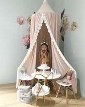 Шифоновая кружевная БАЛДАХИНА принцессы подвесная сетка от комаров