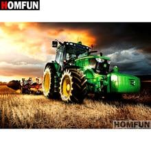 contoh gambar mewarnai mobil traktor - kataucap