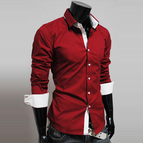 Mens Designer Button Down Shirts | Is Shirt
