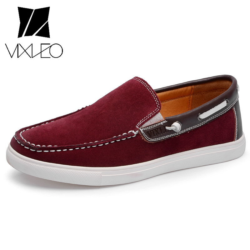 VIXLEO Top Quality Sumemr Men's Casual Shoes Man Canvas Shoes Big Size Fashion Men Loafers Breathable Canvas Shoes