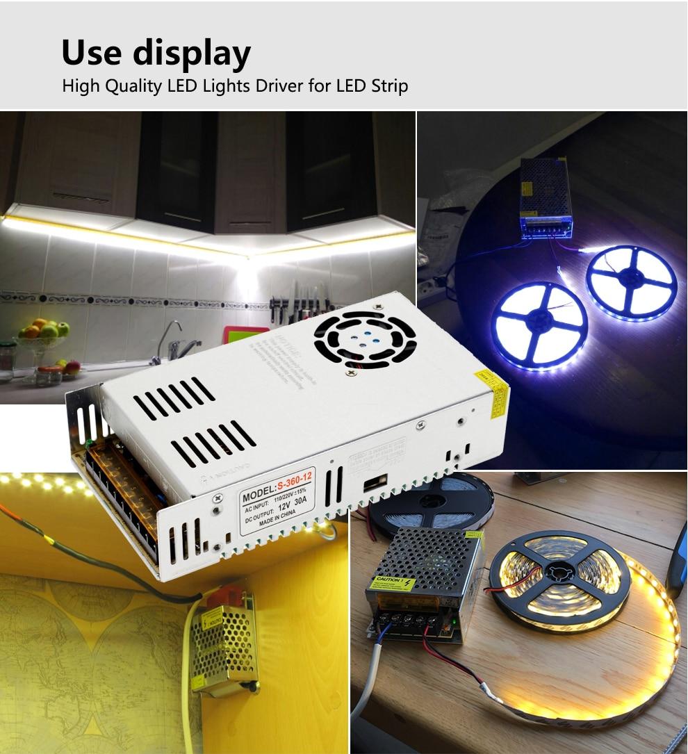 Lighting Transformers DC12V (16)