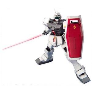 Image 5 - Bandai gundam 20465 hguc 1/144 RGM 79D gm frio tipo distrito terno móvel montar modelo kits figuras de ação modelo plástico