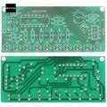 Новый DIY Электрический Блок Высокое качество NE555 и CD4017 Светодиодные Chaser Секвенсор Последователем Скроллер Модуль DIY Kit Набор