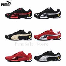 2019 Original PUMA Future Cat Leather SF Men s Shoes Ferrarimotorcycle Badminton  Shoes Men Fur Racing Sneakers Size EUR39-44 b42c7b7e6