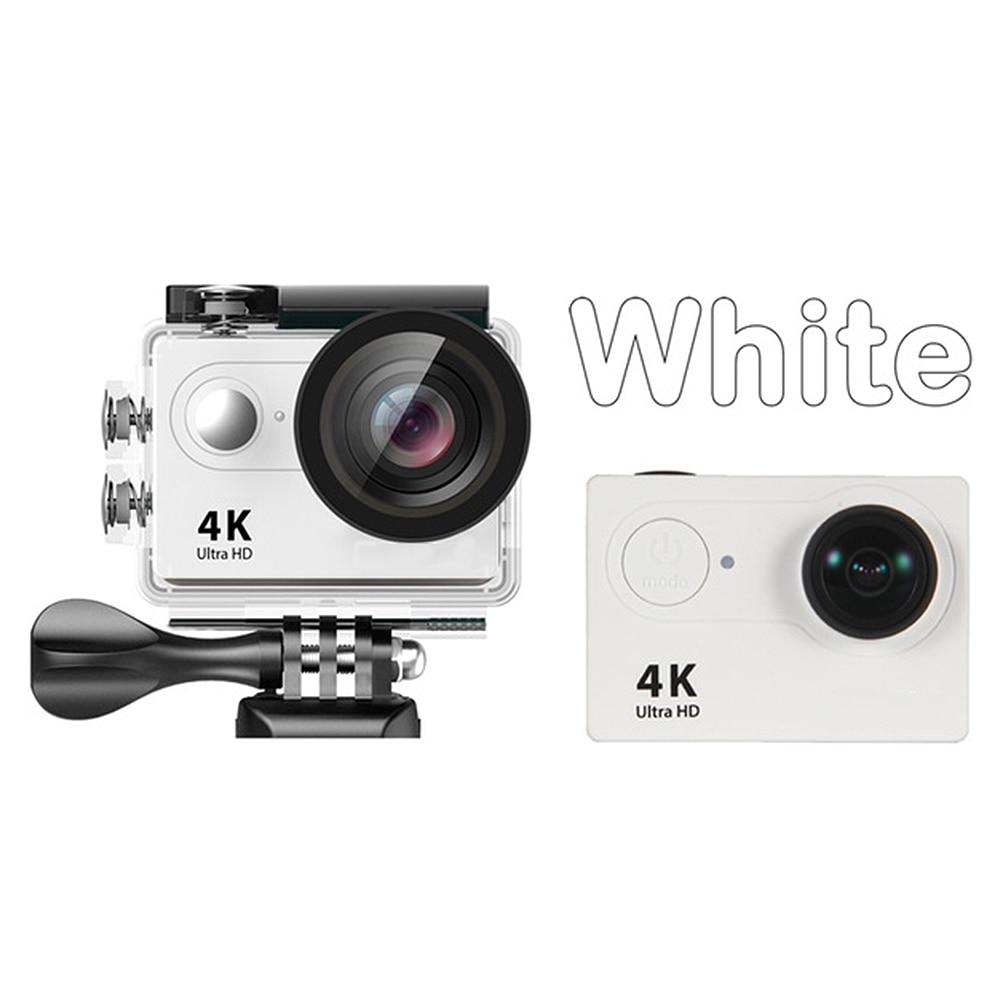 HD 4K Camera 1080P HDMI HDR WDR 30M Diving Waterproof Helmet Video Recording Multi-languages WIFI Cameras Sport Cam