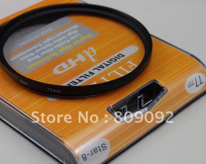 Фильтр объектива камеры GODOX 77 мм 8 точек 8PT