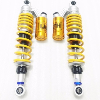 300mm 320mm 340mm 350mm 360mm Motorcycle Air Shock Absorber Rear Suspension for HONDA YMAHA SUZUKI Kawasaki Aprilia Benelli KTM one pair 280mm motorcycle air shock absorber rear suspension for honda ymaha suzuki kawasaki aprilia benelli ktm