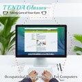 1.56 Index Multifocal Occupational Progressive Lenses For Computers & Reading Glasses
