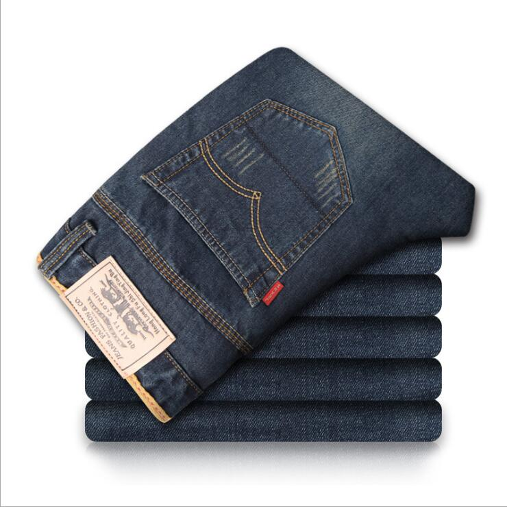Санчо света новинка 2017 года джинсы для женщин для мужчин модные летний стиль марка одежда приталенный Fit деним синий джинсы для женщин прошел мужские штаны брюки для девочек