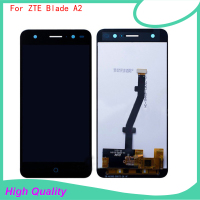 100 High Quality For ZTE Blade A2 BV0720 Screen Original Replacement LCD Display Touch Screen For