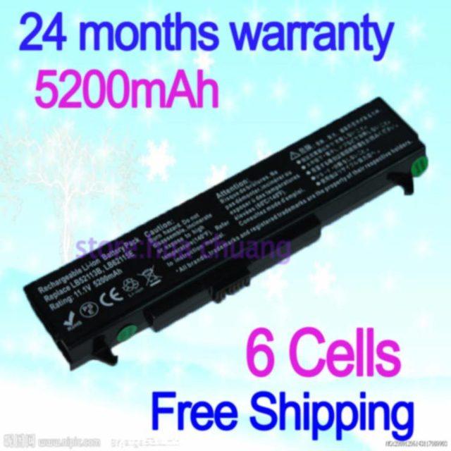 Bateria do portátil para lg jigu 366114-001 6911b00116p hstnn-b071 lb32111b lb32111d lb52113b lb52113d lb52113e lb62115b lb62115e