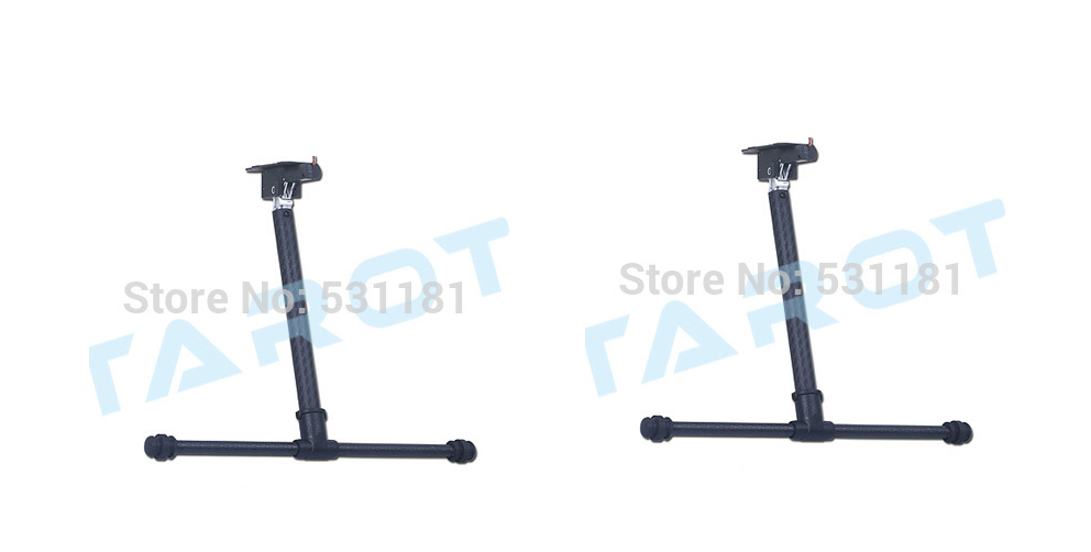 2x Tarot Multicopter Electric Retractable Landing Skid For 650 680 690 TL65B44 F15869-2