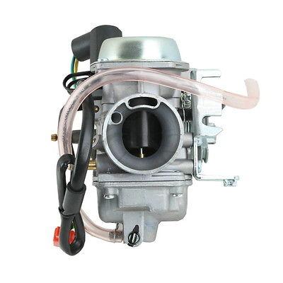Один W/Электрический карбюратор арматура карбюратора для CF250cc ATV Go Kart мопед скутер 30 мм для Honda ELITE CH250 1985-1988 Скутер мопед