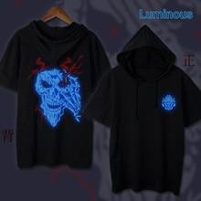 Luminous Overlord Hooded T-Shirt