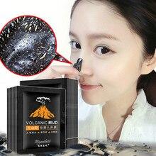¡Producto en oferta! máscara profunda limpiadora Facial de carbón espinillas de bambú, máscara limpiadora purificadora, mascarilla Facial Nud negra