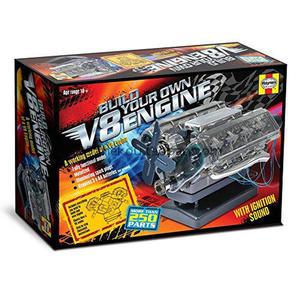 Image 4 - Nokta V8 motor tertibatı Model şeffaf görsel Runnable doğum günü hediyesi oyuncaklar