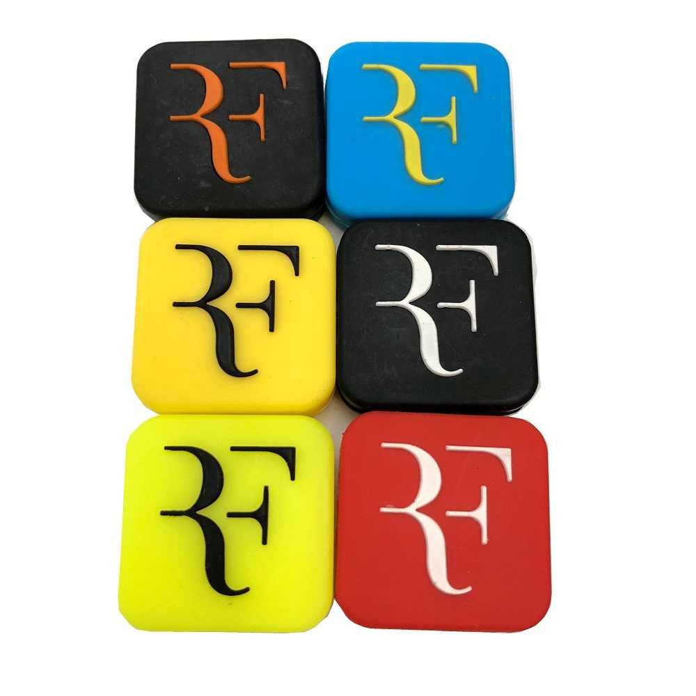 Roger Federer vibration dampeners/tennis racket/tennis racquet