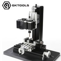 All Metal Mini Milling Machine With 20 000r Min 24W Motor DIY Tools As Chrildren S
